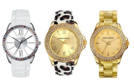 Regalos de Navidad: 4 relojes para mujer