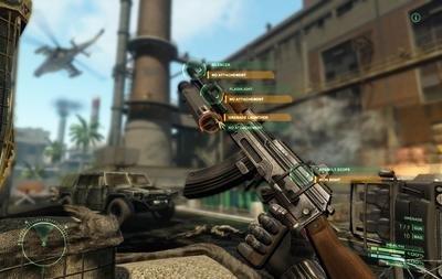 Crysis: más capturas espectaculares