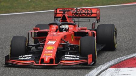 Vettel China Formula1