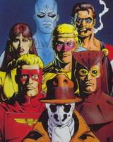 El reparto de 'Watchmen' confirmado