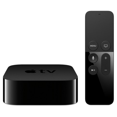 New Apple Tv With Remote