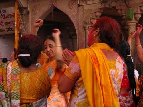 Foto de Caminos de la India: Barsana (7/10)