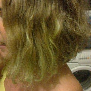 Doctor, mi pelo es de color verde. Y de otros colores.