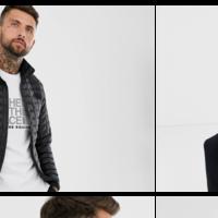 Esta chaqueta acolchada The North Face está rebajada en ASOS por 159,99 euros y envío gratis
