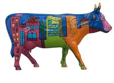 En enero, la Cow Parade llega a Madrid