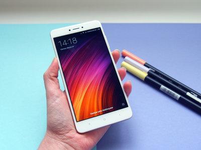 Xiaomi Redmi Note 4X, análisis: el mejor gama media de Xiaomi es todavía mejor con Snapdragon