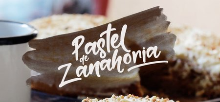 Pastel de zanahoria. Receta en video