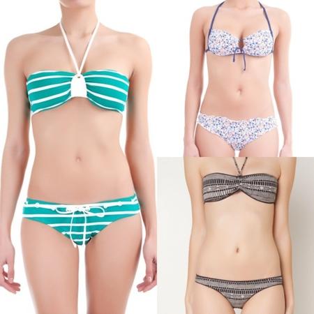 bikinis estamapdos