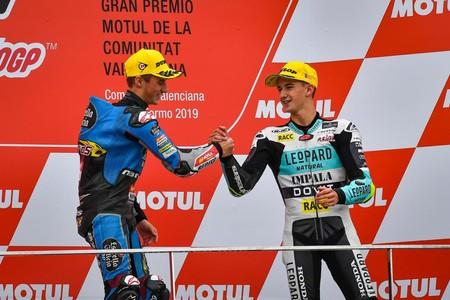 Sergio Garcia Artigas Valencia Moto3 2019