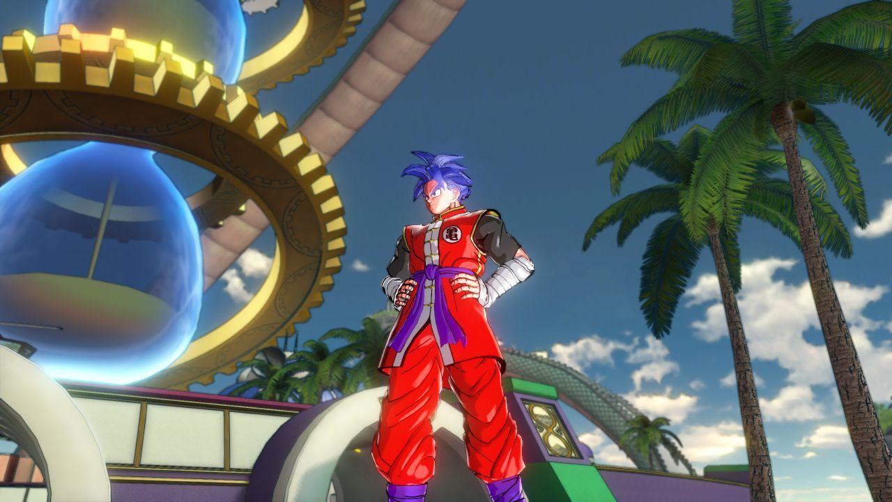 Guerrero Dragon Ball Xenoverse