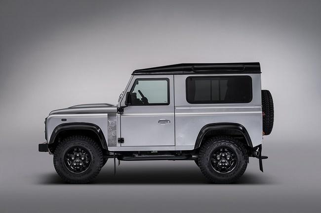 Foto de Land Rover Defender 2,000,0000 (4/11)