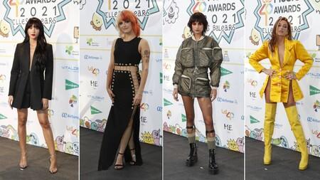 Aitana, Alba Reche, Natalia Lacunza y Belén Aguilera nos inspiran para los looks de fiesta de este otoño