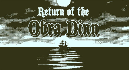 Return of the Obra Dinn: ensayo sobre la locura en alta mar