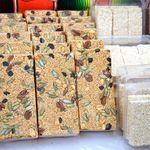 Alegrías de amaranto. Receta fácil para hacer este dulce tradicional mexicano