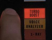 El Turbo Boost si estará presente en la nueva serie de El Coche Fantástico