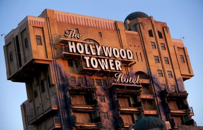 'Tower of Terror', la atracción de Disney dará el salto al cine