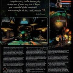 Foto 10 de 11 de la galería bioshock-2-scans-revista en Vida Extra