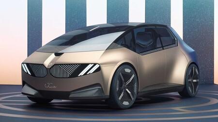 BMW i Vision Circular: imaginando la movilidad del 2040 a través de un extravagante concepto