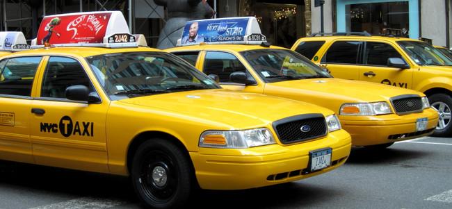 Taxis de Nueva York
