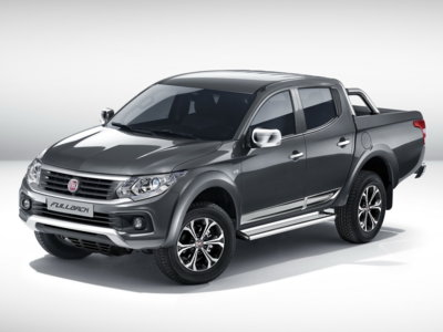 Este Mitsubishi L200 en realidad es el nuevo Fiat Fullback que llegará a Europa en 2016