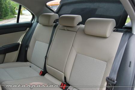 SEAT Toledo asientos