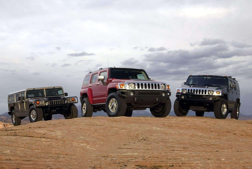 General Motors se plantea revivir Hummer, que volvería como un coche eléctrico y todoterreno