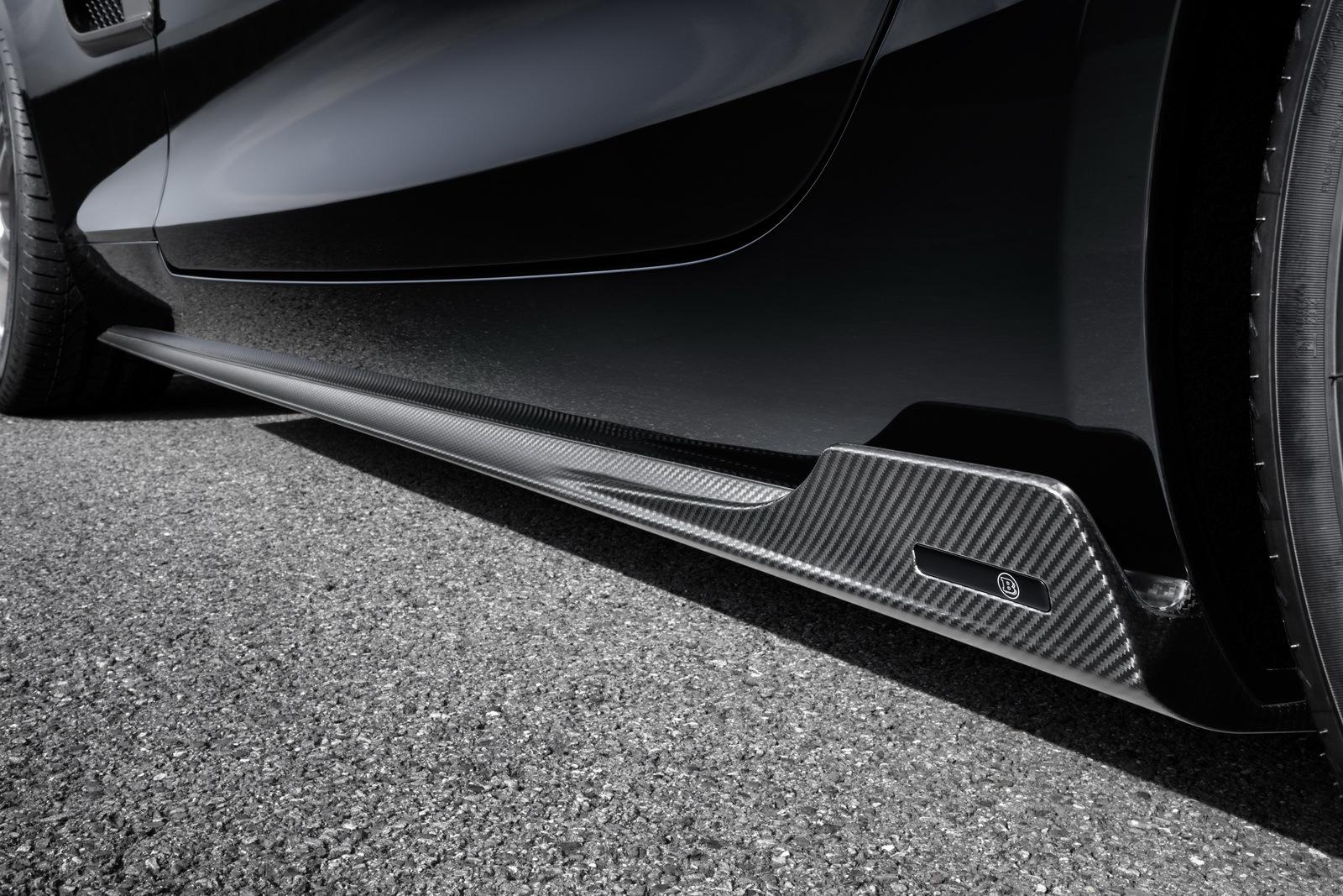 Foto de Brabus Mercedes-AMG GT S (17/38)
