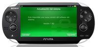 La versión 1.80 del firmware del PS Vita ya está disponible