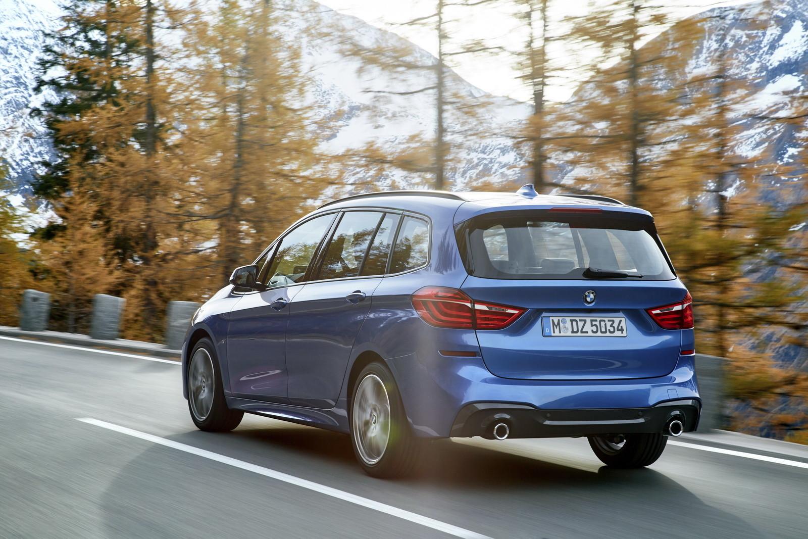 Foto de BMW Serie 2 Gran Tourer (10/19)