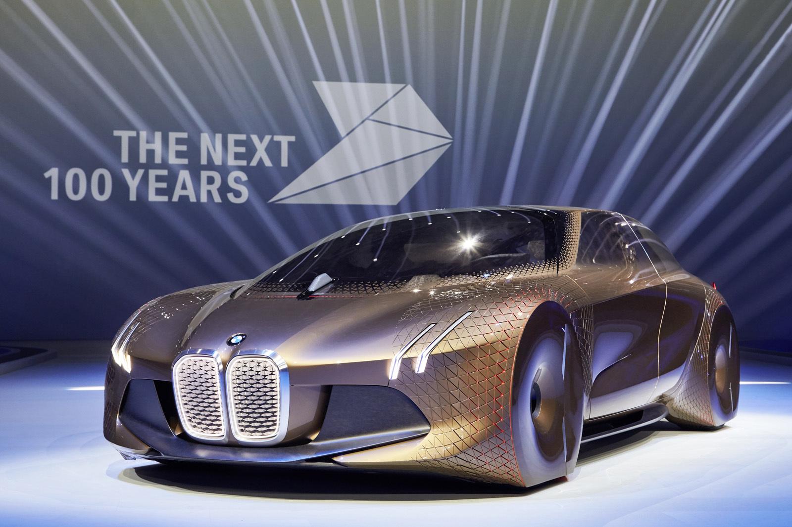 Foto de BMW Vision Next 100 (34/40)