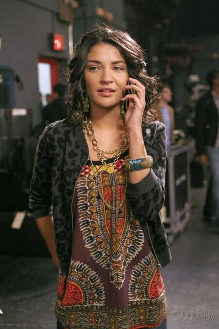 Vanessa Abrams gossip girl antes y ahora