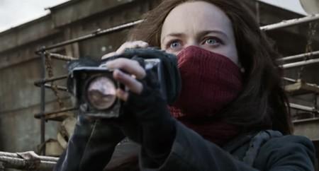 Alucinante tráiler de 'Mortal Engines', la nueva saga de fantasía de Peter Jackson