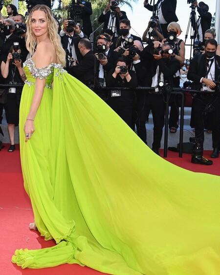 Chiara Ferragni Festival De Cannes 2021 3