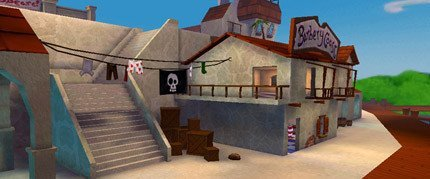 Monkey Island y Unreal Tournament juntos