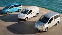 Nissan e-NV200 y e-NV200 Evalia