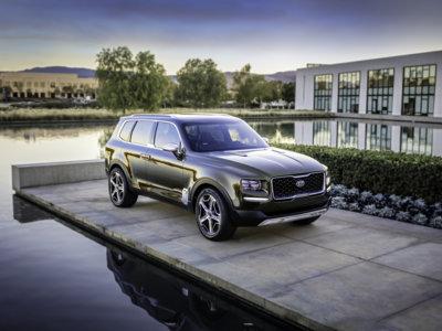 Kia Telluride: olvídate de sus luces terapéuticas, es el futuro gran SUV de la marca