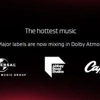 Dolby y Universal se unen para producir música en formato envolvente Dolby Atmos