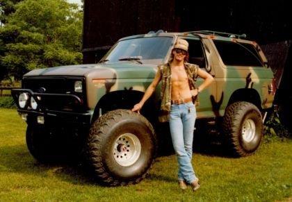 El Ford Bronco cumple 40 años