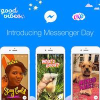 Messenger Day, una nueva versión de las Stories de Snapchat llega a Facebook Messenger