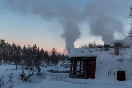 Cabañas Finlandia