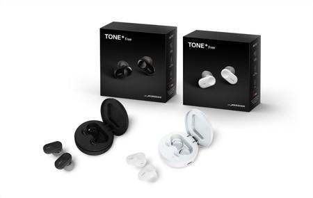 LG TONE+ Free: LG se suma a la fiesta con unos auriculares inalámbricos que tienen un estuche que hasta promete matar gérmenes