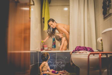 """""""Lactancia infinita"""", la naturalidad de la lactancia materna en una preciosa exposición de fotos"""