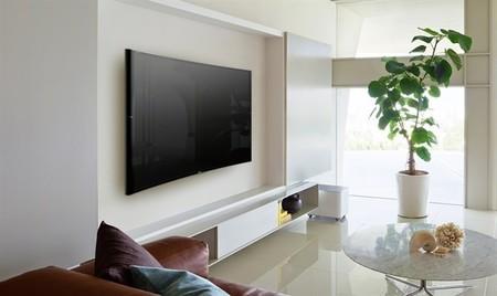 Sony se une a la moda de los televisores curvos, ya tiene listos dos modelos para este año