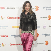 Inma Del Moral Festival Cine de Málaga 2014 presentacion