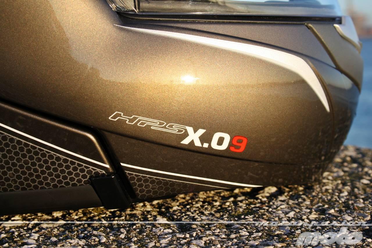 Foto de GIVI X.09, prueba del casco modular convertible a jet (13/38)