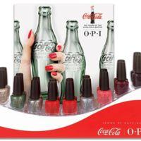 La Coca-Cola no solo se bebe, también se luce en las uñas con OPI