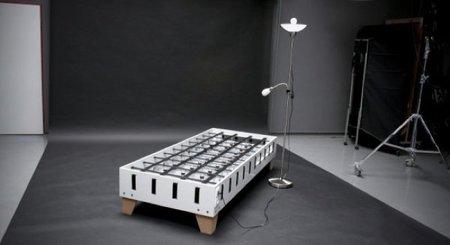 Una cama en la que generar energía eléctrica