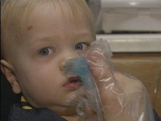 Salud respiratoria en el niño español