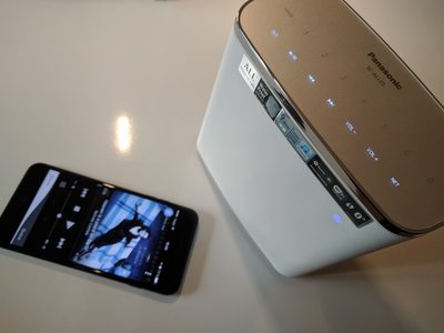 Panasonic SC-ALL05 Análisis: un altavoz multiroom que puedes usar sin miedo a que se moje