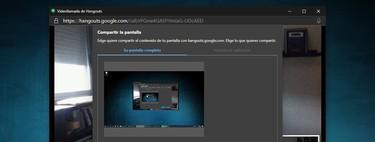 Zoom, Hangouts, Skype y Discord: cómo compartir la pantalla de tu ordenador en videollamadas